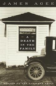 Cover of: A Death in the Family