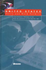 Cover of: United States entry and work permits