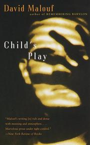 Cover of: Child's play: with Eustace ; and Prowler