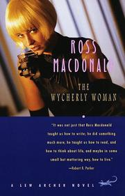 Cover of: The Wycherly woman
