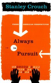 Cover of: Always in pursuit
