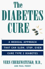 Cover of: The diabetes cure