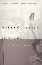 Cover of: Hallucinating Foucault