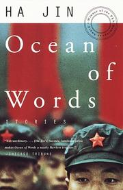 Cover of: Ocean of Words: Army Stories