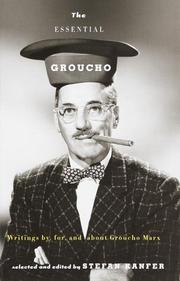 Cover of: The essential Groucho