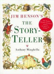 "Cover of: Jim Henson's ""The Storyteller"""