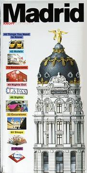 Cover of: Knopf City Guide
