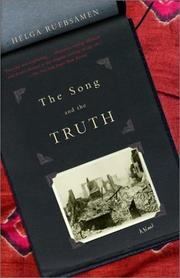 Cover of: The song and the truth | Helga Ruebsamen