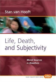 Cover of: Life, Death, and Subjectivity