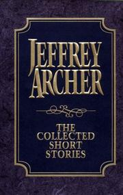 Cover of: The Collected Short Stories | Jeffrey Archer