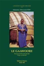 Le gaawoore by Salamatou Alhassoumi Sow