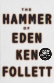 Cover of: The  hammer of Eden | Ken Follett