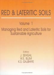 Red & Lateritic Soils by