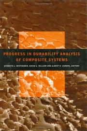 Cover of: Progress in Durability Analysis Compo | Reifsnider