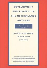 Cover of: Development and poverty in the Netherlands Antilles |