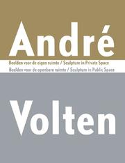 Cover of: André Volten