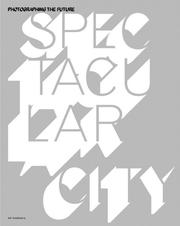 Cover of: Spectacular City | Steven Jacobs