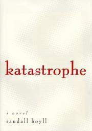 Cover of: Katastrophe