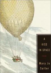 Cover of: A kiss in space | Mary Jo Salter
