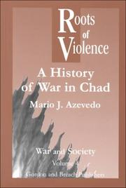 Cover of: Roots of Violence | M. J. Azevedo