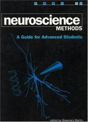 Cover of: Neuroscience Methods | Rosemary Martin