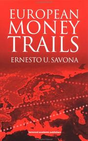 Cover of: European money trails