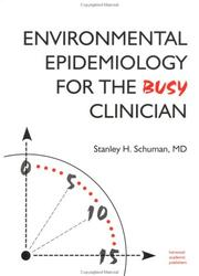 Cover of: Environmental Epidemiology for the Busy Clinician