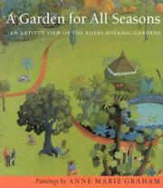 Cover of: A Garden for All Seasons | Anne Marie Graham
