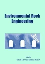 Cover of: Environmental Rock Engineering