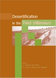 Cover of: Desertification in the third millennium | Dubai International Conference on Desertification (2000)