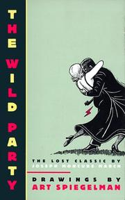 Cover of: The Wild Party | Art Spiegelman