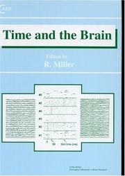 Cover of: Time and the brain |