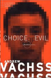 Cover of: Choice of Evil: A Burke Novel