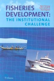 Cover of: Fisheries development
