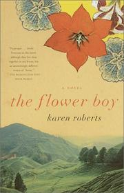 Cover of: The Flower Boy | Karen Roberts
