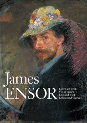 James Ensor by Norbert Hostyn