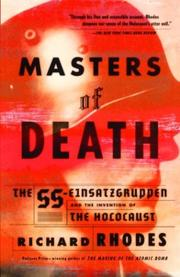 Cover of: Masters of Death | Richard Rhodes