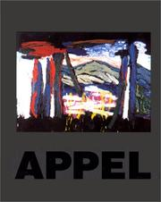 Cover of: Karel Appel