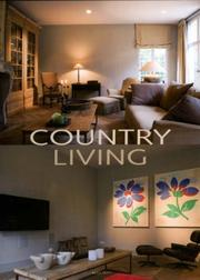 Cover of: Country Living | Wim Pauwels