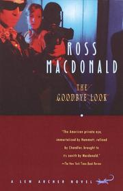 The goodbye look by Macdonald, Ross