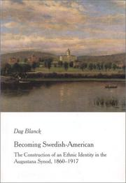 Cover of: Becoming Swedish-American