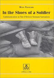 Cover of: In the shoes of a soldier