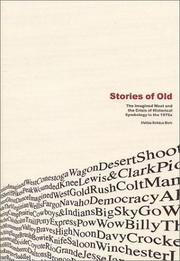 Cover of: Stories of old