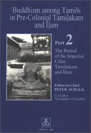 Cover of: Buddhism Among Tamils in Pre-Colonial Tamilakam and Ilam |