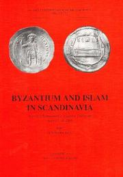 Cover of: Byzantium and Islam in Scandinavia - Acts of a Symposium at Uppsala University June 15-16 1996 (Studies in Mediterranean Archaeology) | Elisabeth Piltz
