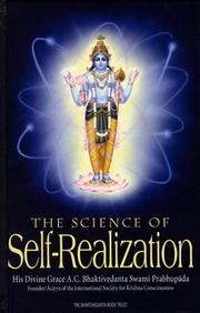 Cover of: The Science of Self-realization