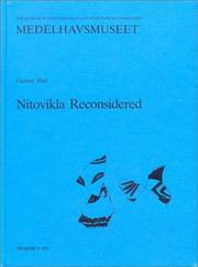 Cover of: Nitovikla reconsidered