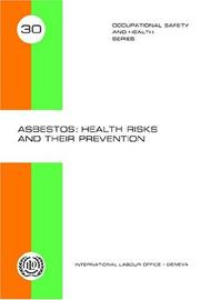 Cover of: Asbestos | International Labour Office.