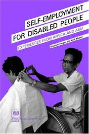 Cover of: Self-employment for disabled people