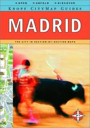 Cover of: Knopf CityMap Guide